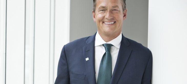 The CEO of TD Bank Greg Bracha